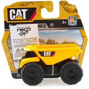 Cat Dump Truck 2 Mini İş Makinesi