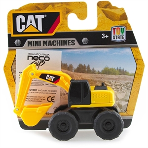 Cat Excavator 2 Mini İş Makinesi