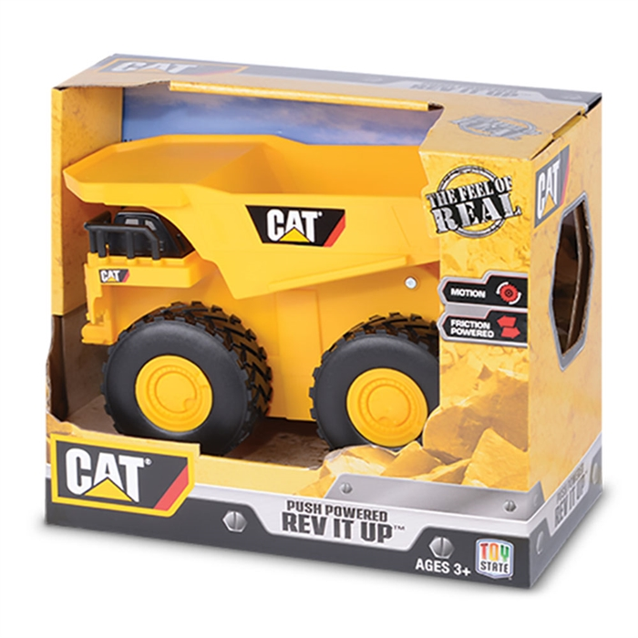 Cat Rev It Up Dump Truck İş Makinesi