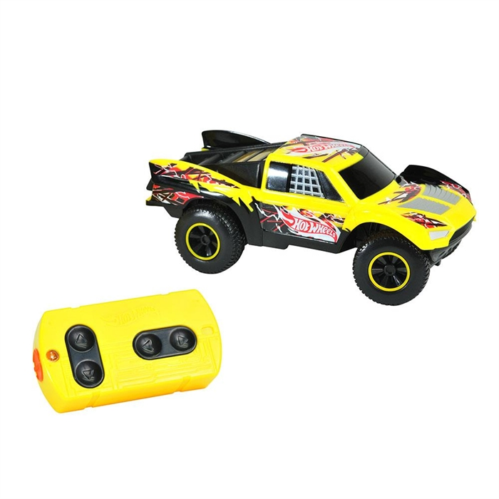 Hot Wheels Baja Truck Uzaktan Kumandalı Araba
