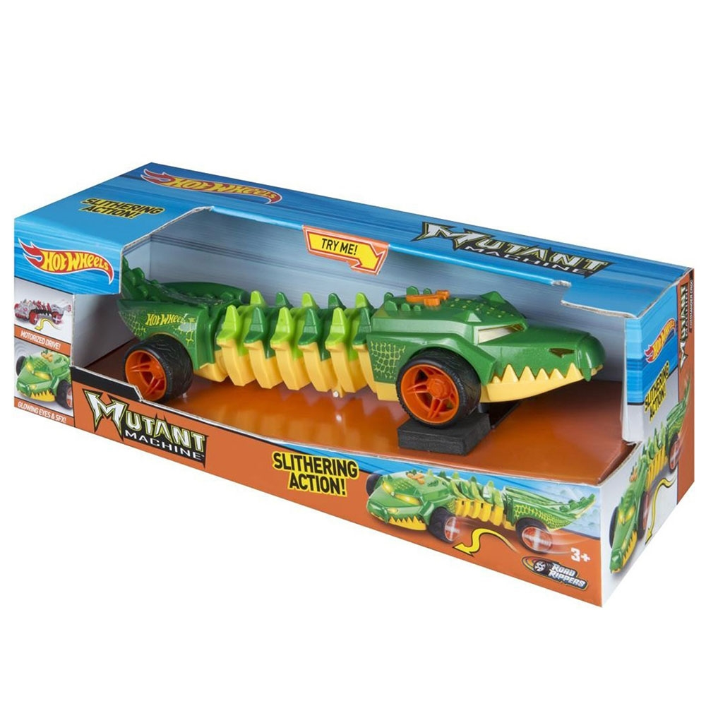Hot Wheels Mutant Machine Commander Croc Oyuncak Araba