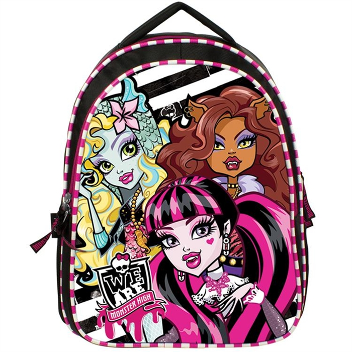 Monster High Okul Sırt Çantası 1686