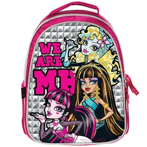 Monster High Okul Sırt Çantası 1695