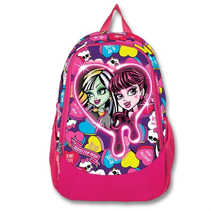 Monster High Okul Sırt Çantası 1861