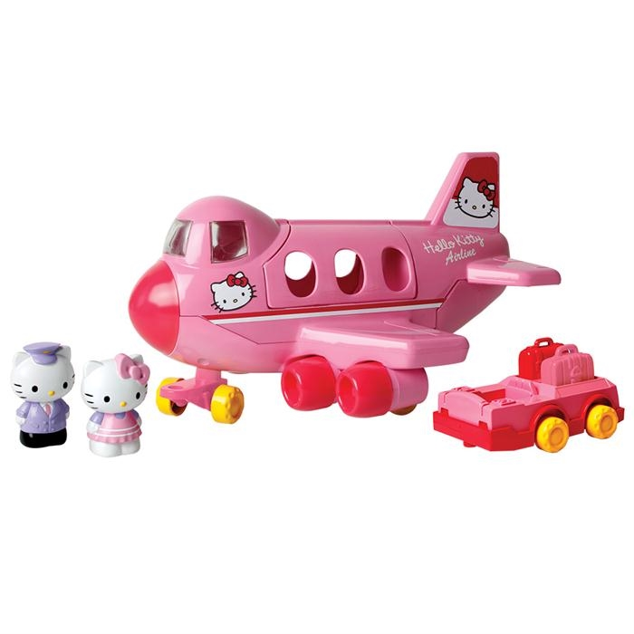 Hello Kitty Jumbo Jet Oyun Seti