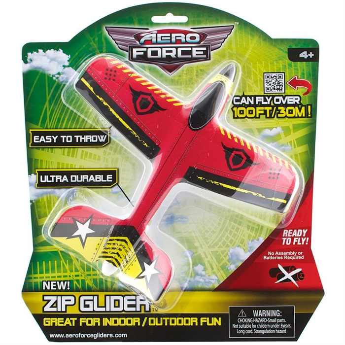 Aero Force Zip Glider Ucak Model 1