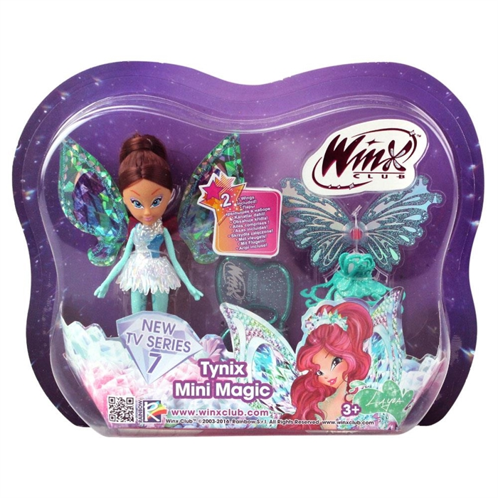 Winx Club Mini Doll Tynix Layla