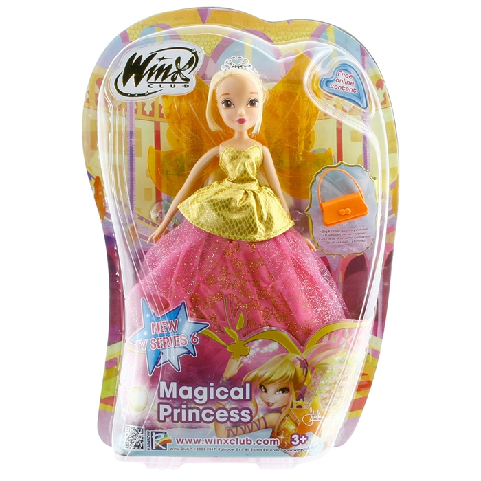 Winx Club Magical Princess Stella