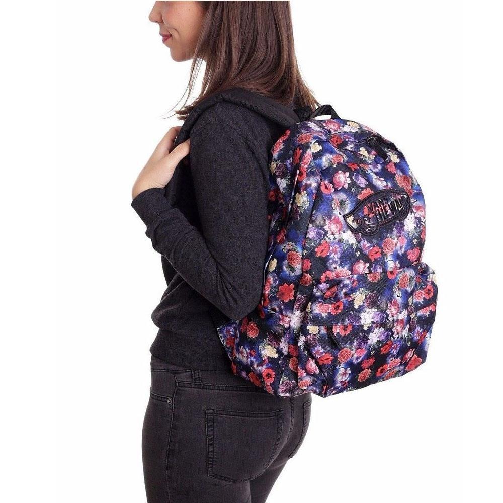 350867208d88e Vans Sırt Çantası Realm Backpack 19050 | Loco Poco Oyuncak