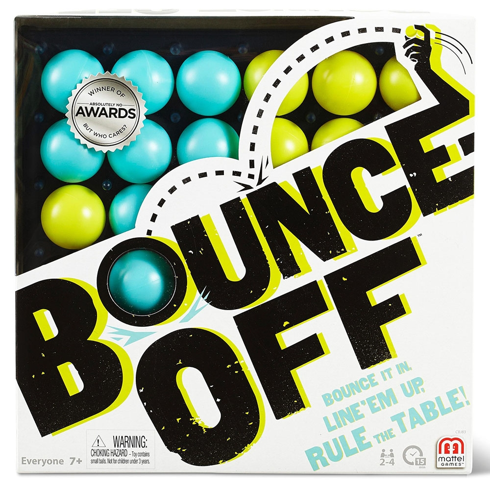 Mattel Games Bounce Off Kutu Oyunu