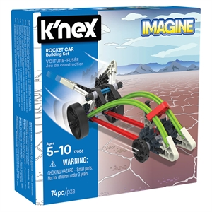 K'Nex Imagine Rocket Car 17006