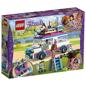 Lego Friends Olivias Vehicle 41333