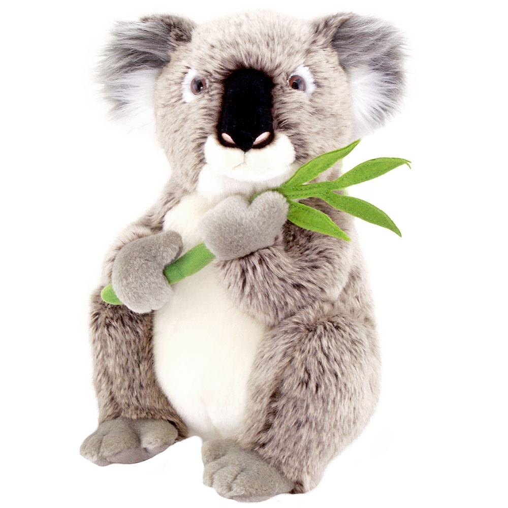 Animals Of The World Koala Peluş Oyuncak 30 cm