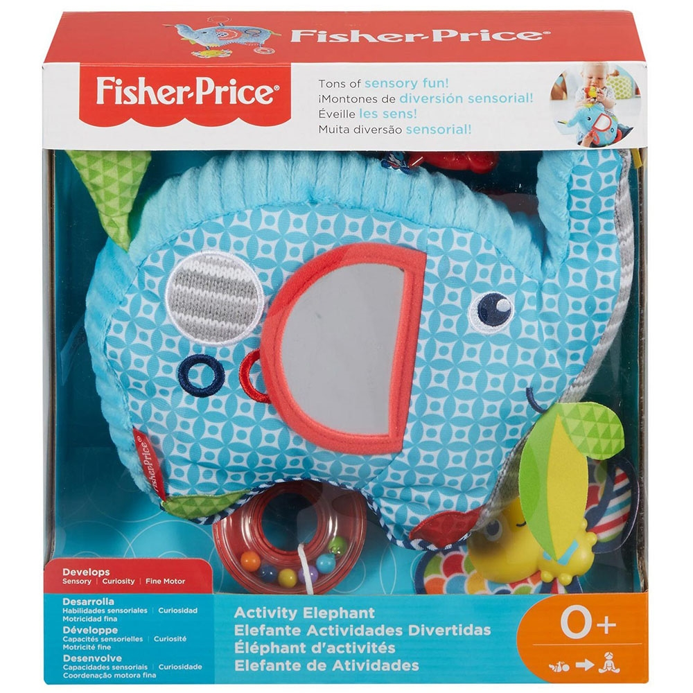 Fisher Price Eğlenceli Fil