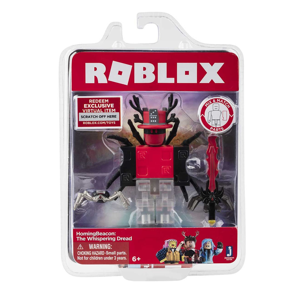 Roblox The Whispering Dread  Figür Seti