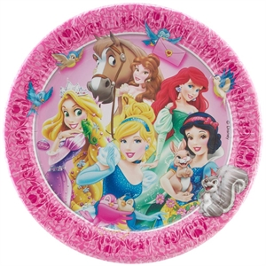 Princess & Animals Tabak 23 CM