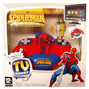Spiderman Tv Oyunu