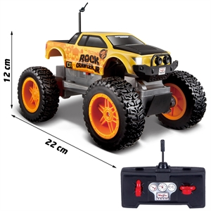 Maisto Tech Rock Crawler Junior Uzaktan Kumandalı Araba Araba Sar