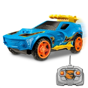 Hot Wheels Master Blaster Sting Rod II U/K Araba Mavi