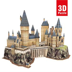 Cubic Fun Harry Potter Hogwarts Kalesi 3D Puzzle